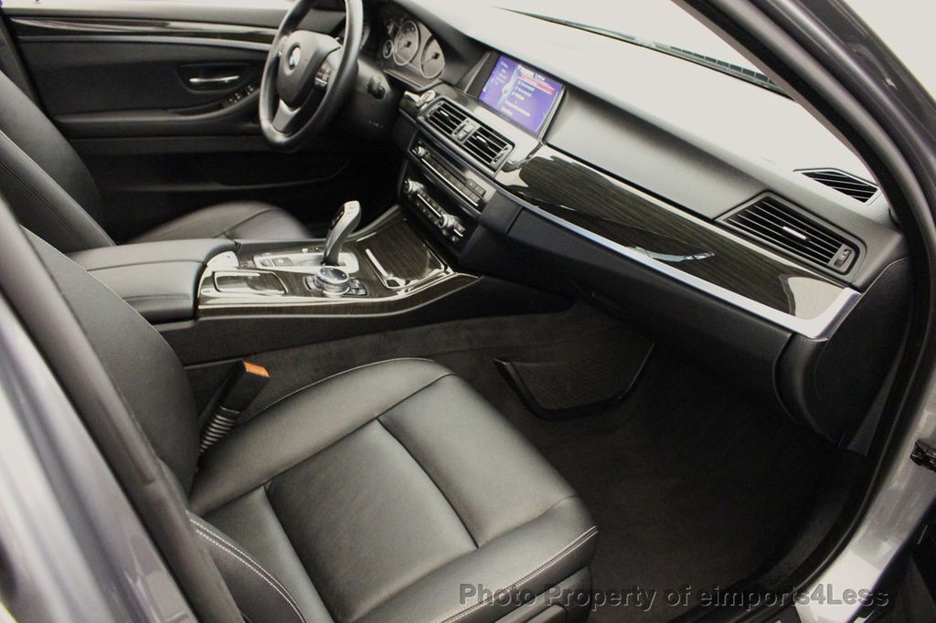 2014 BMW 5 Series CERTIFIED 528i xDRIVE Luxury Line AWD CAMERA NAVIGATION - 16816481 - 22