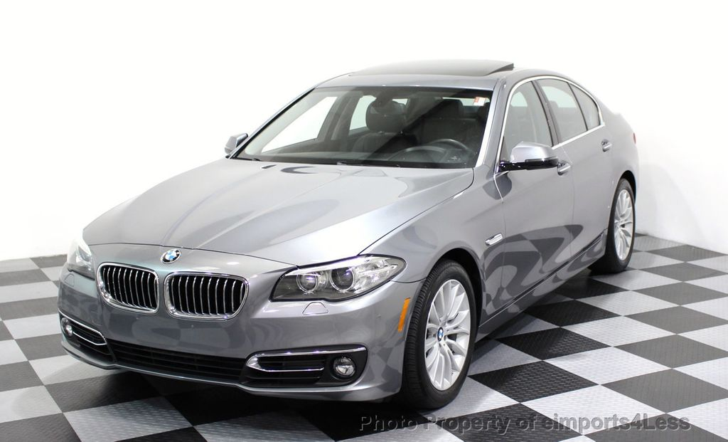 2014 BMW 5 Series CERTIFIED 528i xDRIVE Luxury Line AWD CAMERA NAVIGATION - 16816481 - 25
