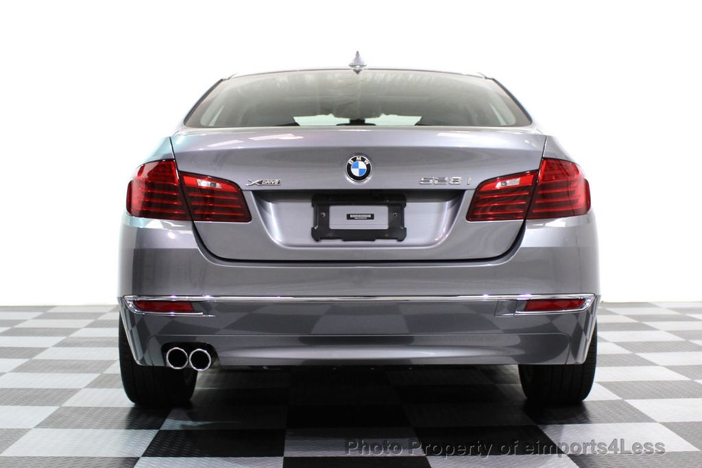2014 BMW 5 Series CERTIFIED 528i xDRIVE Luxury Line AWD CAMERA NAVIGATION - 16816481 - 28