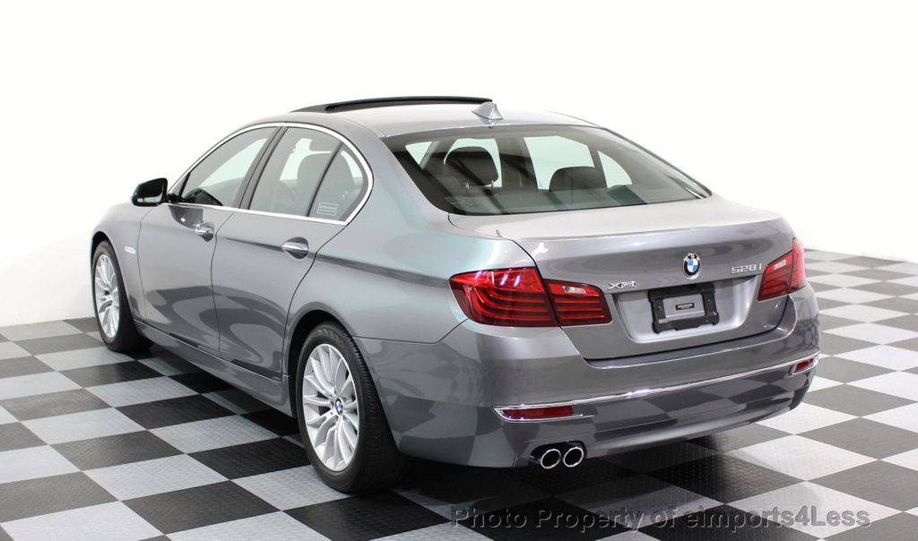 2014 BMW 5 Series CERTIFIED 528i xDRIVE Luxury Line AWD CAMERA NAVIGATION - 16816481 - 2