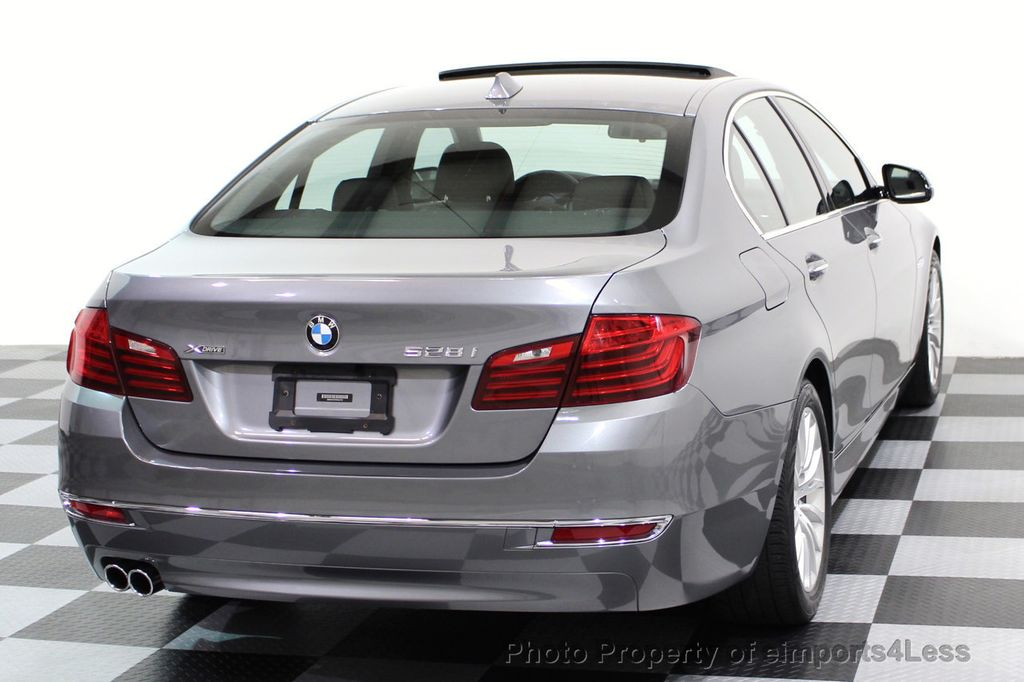 2014 BMW 5 Series CERTIFIED 528i xDRIVE Luxury Line AWD CAMERA NAVIGATION - 16816481 - 29