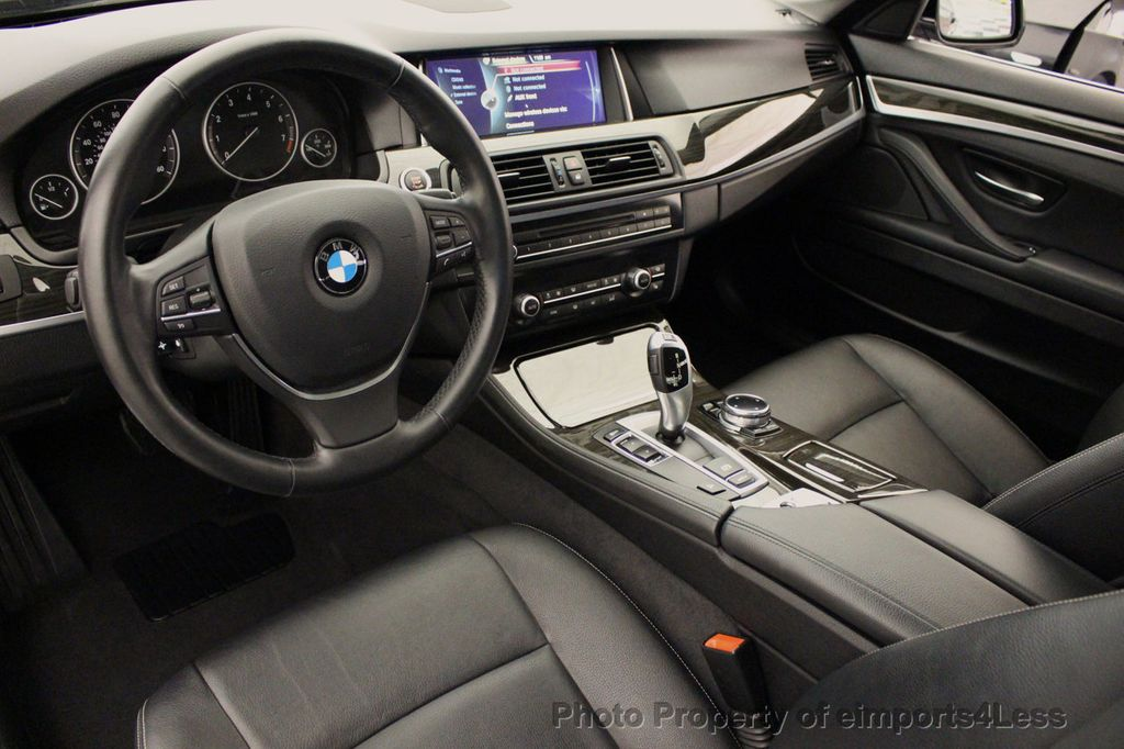 2014 BMW 5 Series CERTIFIED 528i xDRIVE Luxury Line AWD CAMERA NAVIGATION - 16816481 - 33
