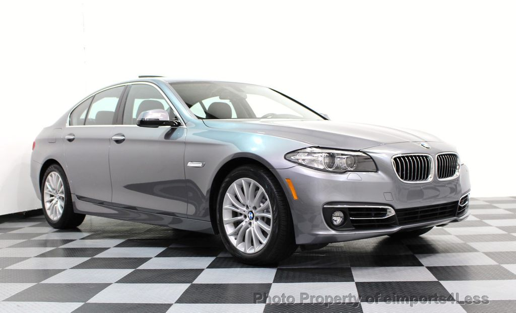 2014 BMW 5 Series CERTIFIED 528i xDRIVE Luxury Line AWD CAMERA NAVIGATION - 16816481 - 43