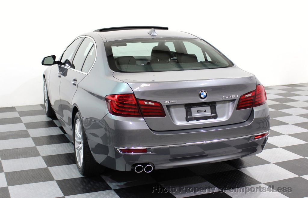 2014 BMW 5 Series CERTIFIED 528i xDRIVE Luxury Line AWD CAMERA NAVIGATION - 16816481 - 44