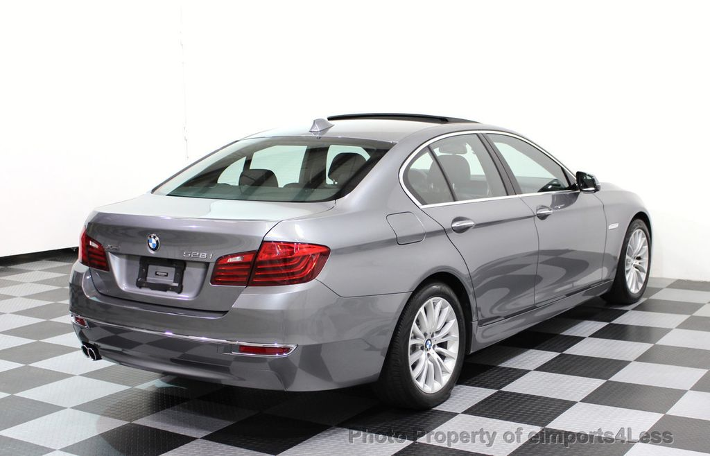 2014 BMW 5 Series CERTIFIED 528i xDRIVE Luxury Line AWD CAMERA NAVIGATION - 16816481 - 45