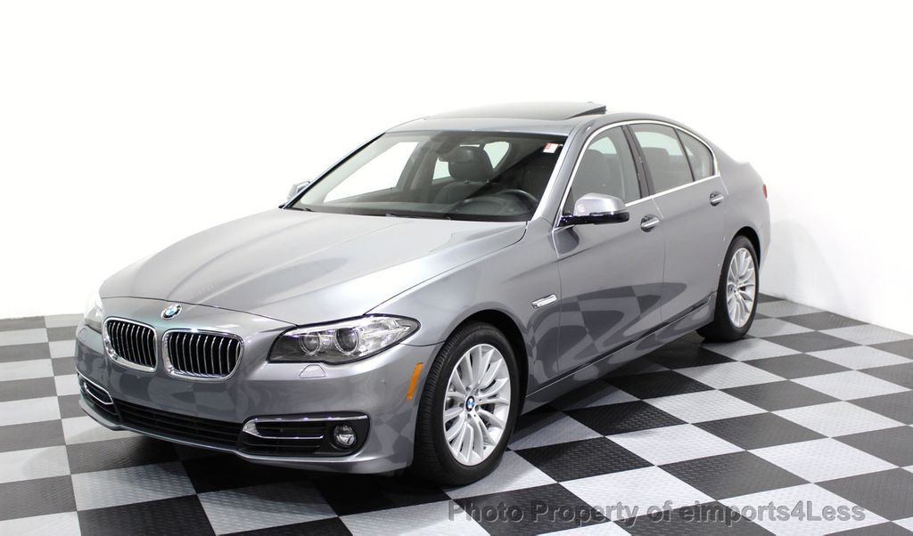 2014 BMW 5 Series CERTIFIED 528i xDRIVE Luxury Line AWD CAMERA NAVIGATION - 16816481 - 46