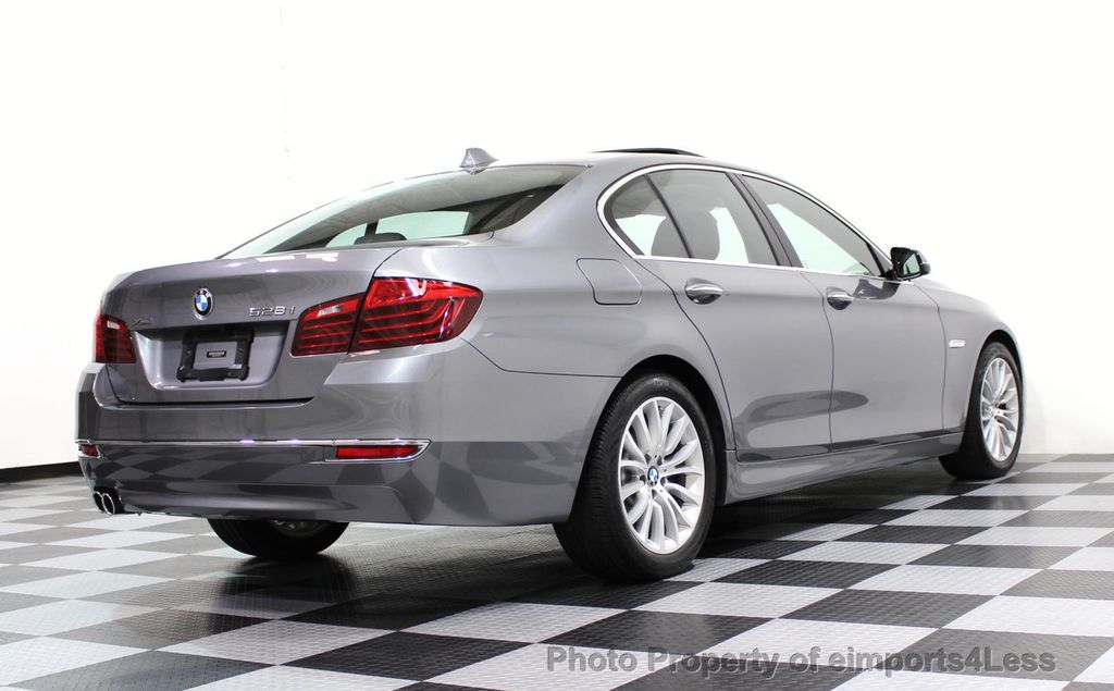 2014 BMW 5 Series CERTIFIED 528i xDRIVE Luxury Line AWD CAMERA NAVIGATION - 16816481 - 49