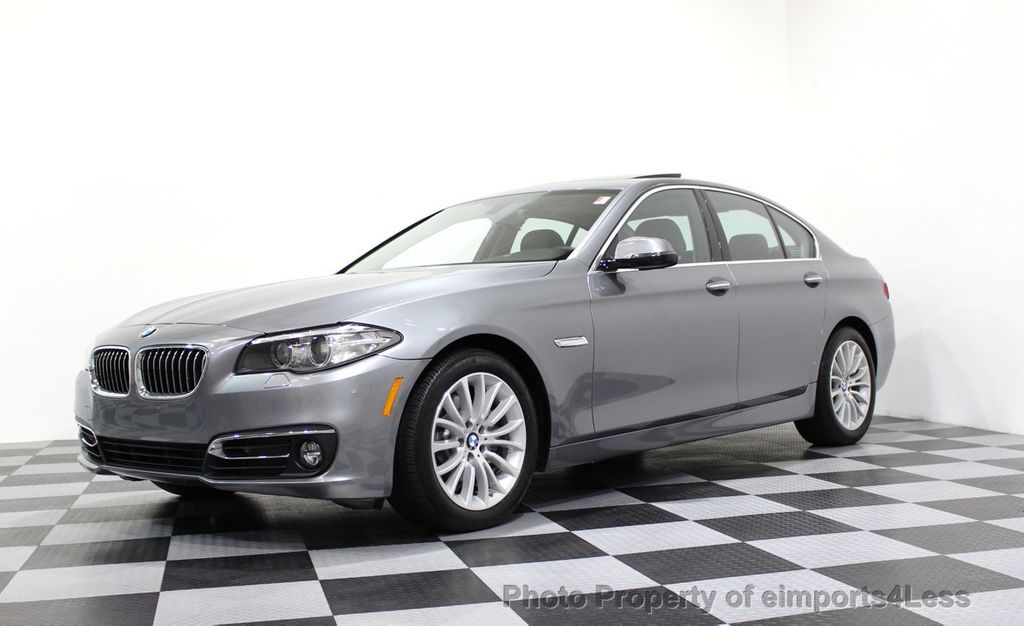 2014 BMW 5 Series CERTIFIED 528i xDRIVE Luxury Line AWD CAMERA NAVIGATION - 16816481 - 50