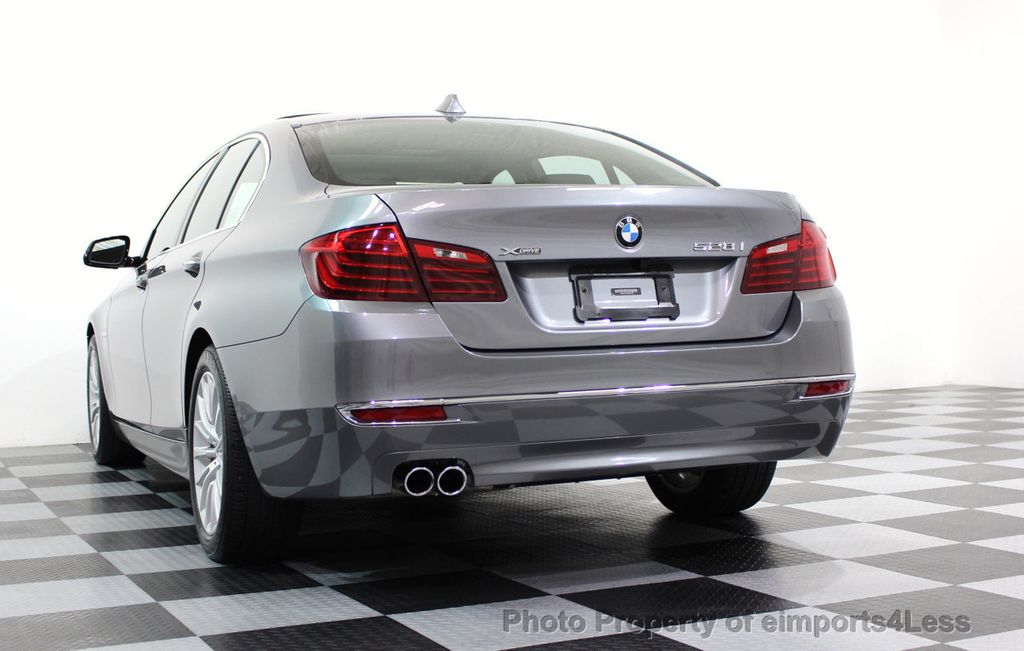 2014 BMW 5 Series CERTIFIED 528i xDRIVE Luxury Line AWD CAMERA NAVIGATION - 16816481 - 51
