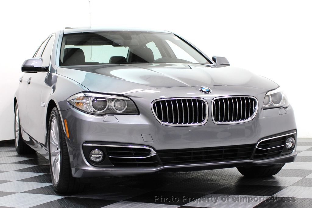 2014 BMW 5 Series CERTIFIED 528i xDRIVE Luxury Line AWD CAMERA NAVIGATION - 16816481 - 52