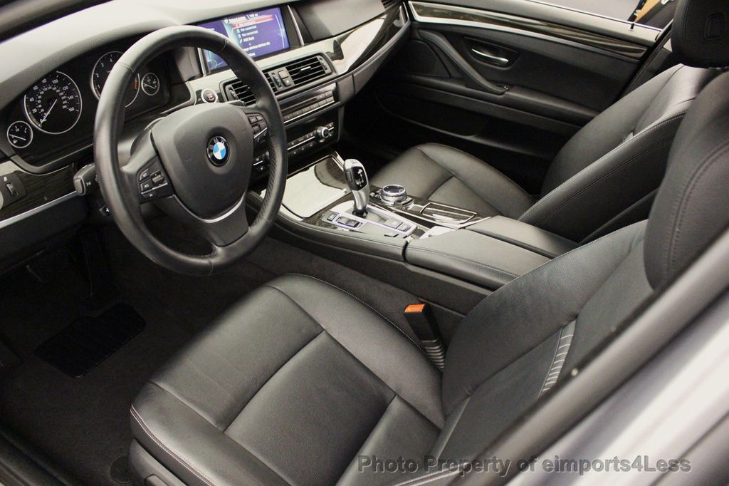 2014 BMW 5 Series CERTIFIED 528i xDRIVE Luxury Line AWD CAMERA NAVIGATION - 16816481 - 7