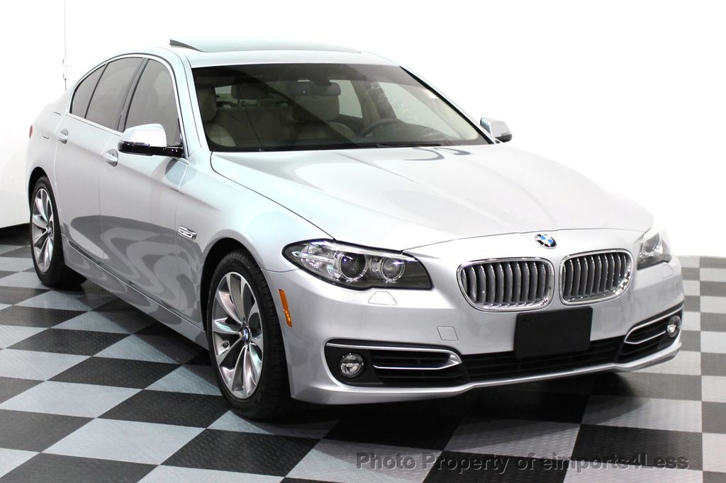 Used BMW Series CERTIFIED I XDRIVE MODERN LINE AWD - 2 door bmw 5 series