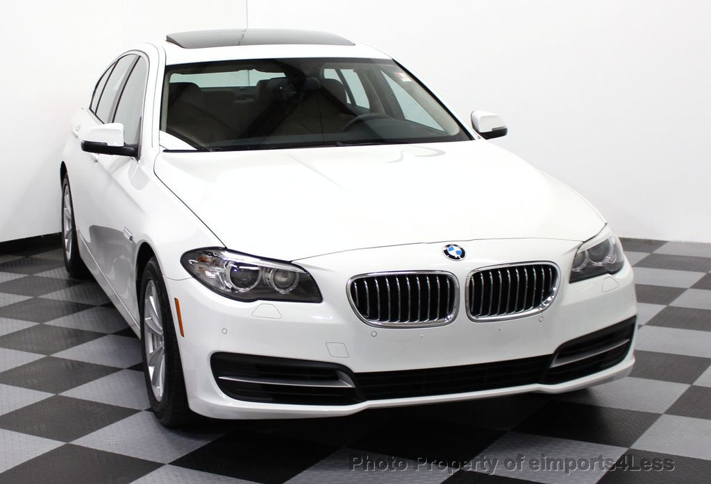 2014 used bmw 5 series certified 528xi xdrive awd sedan camera navigation at eimports4less. Black Bedroom Furniture Sets. Home Design Ideas