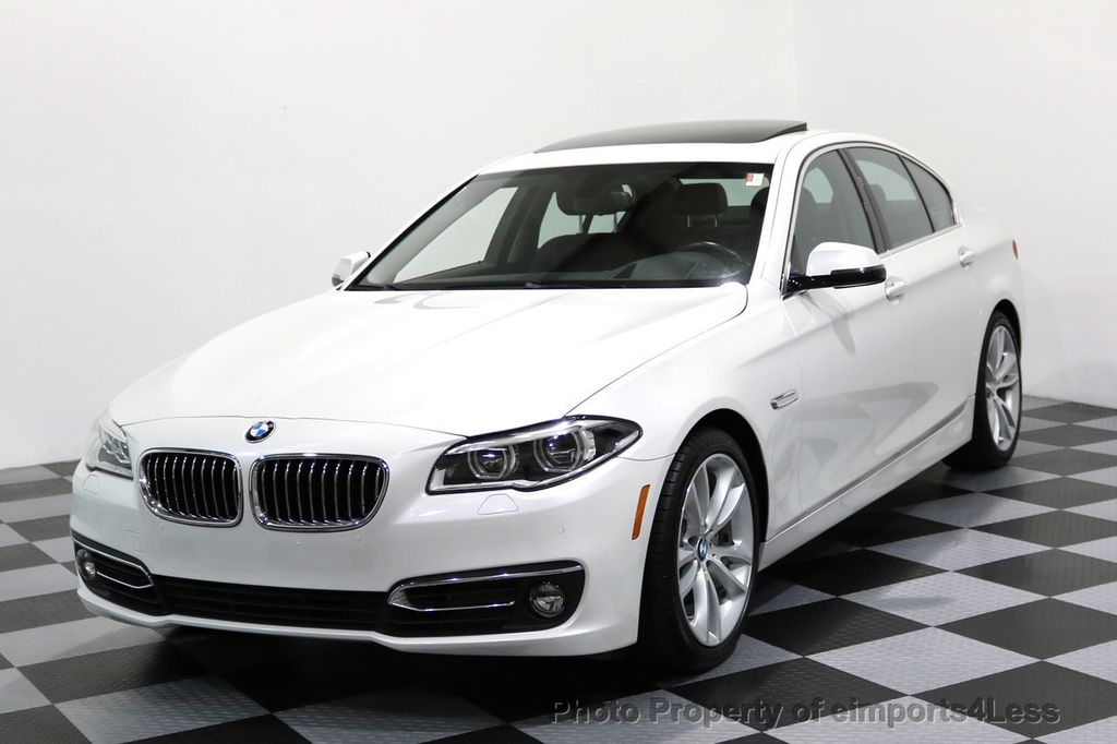 2014 BMW 5 Series CERTIFIED 535d xDRIVE LUXURY LINE Turbo Diesel AWD  - 16935806 - 0