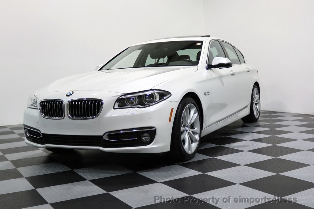 2014 BMW 5 Series CERTIFIED 535d xDRIVE LUXURY LINE Turbo Diesel AWD  - 16935806 - 13