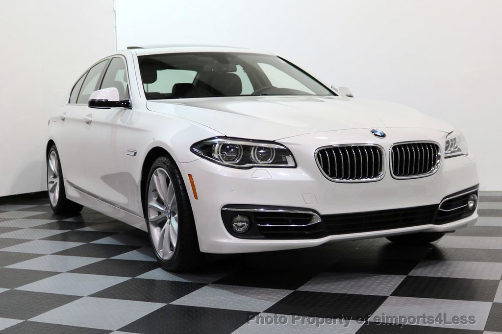 2014 BMW 5 Series CERTIFIED 535d xDRIVE LUXURY LINE Turbo Diesel AWD  - 16935806 - 14