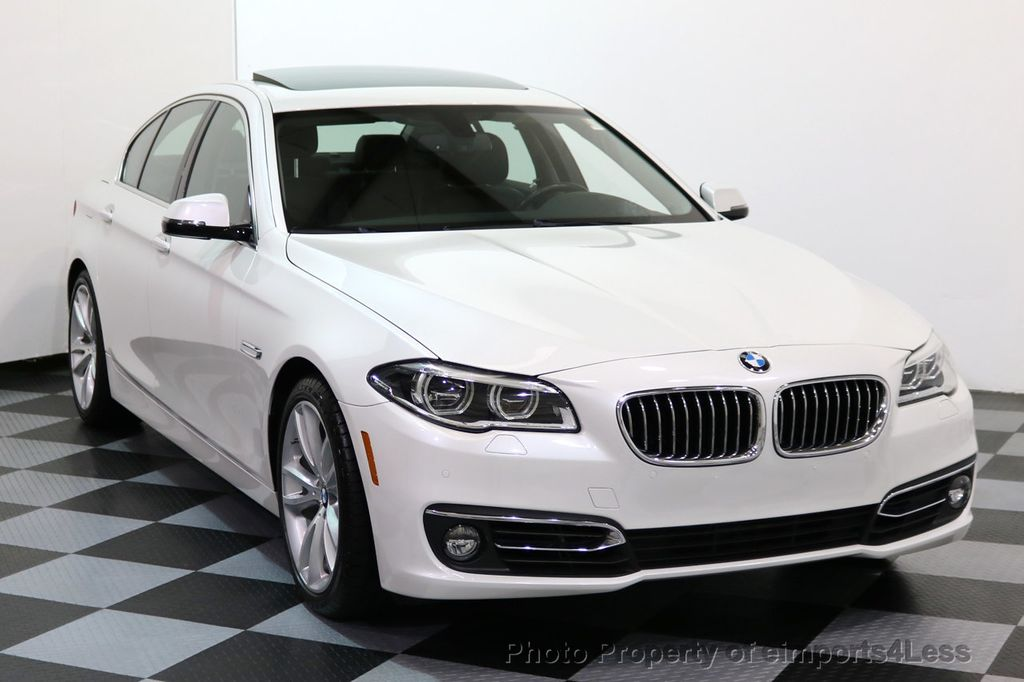 2014 BMW 5 Series CERTIFIED 535d xDRIVE LUXURY LINE Turbo Diesel AWD  - 16935806 - 1