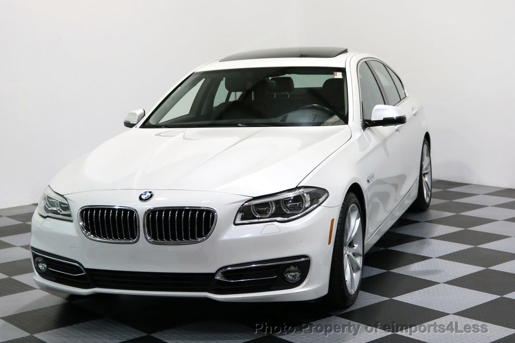 2014 BMW 5 Series CERTIFIED 535d xDRIVE LUXURY LINE Turbo Diesel AWD  - 16935806 - 27