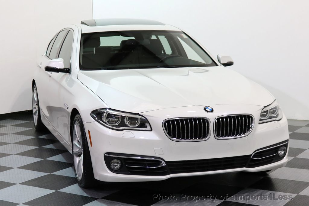 2014 BMW 5 Series CERTIFIED 535d xDRIVE LUXURY LINE Turbo Diesel AWD  - 16935806 - 28