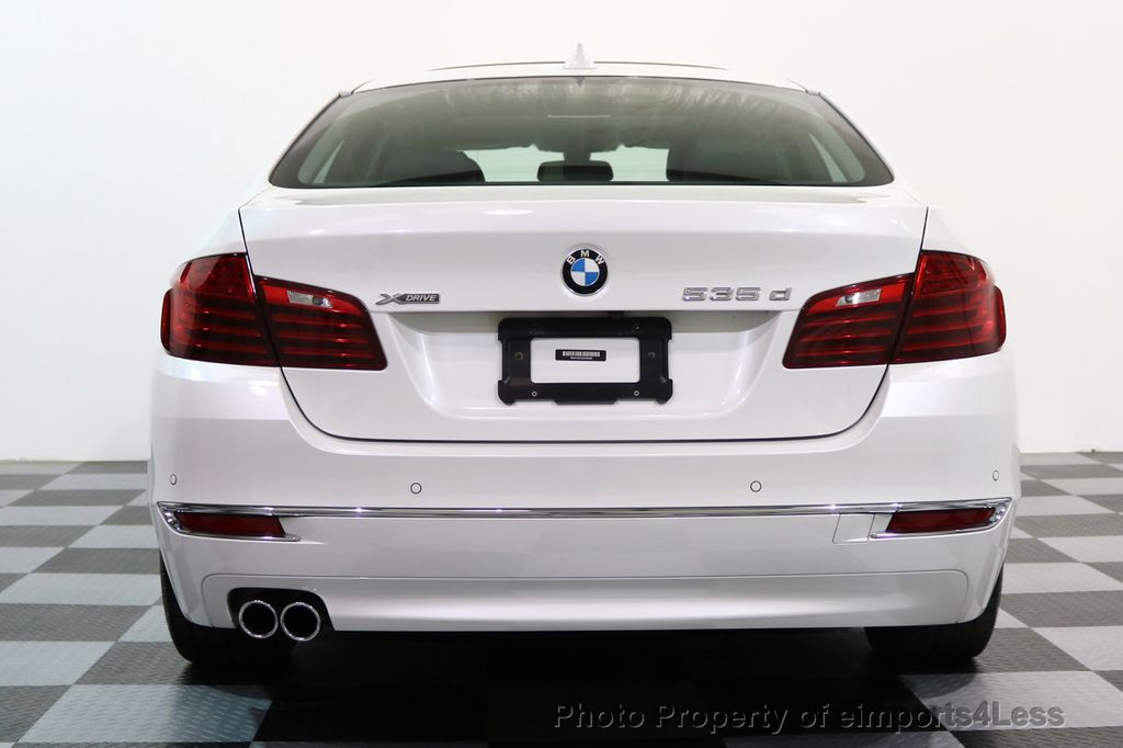 2014 BMW 5 Series CERTIFIED 535d xDRIVE LUXURY LINE Turbo Diesel AWD  - 16935806 - 30