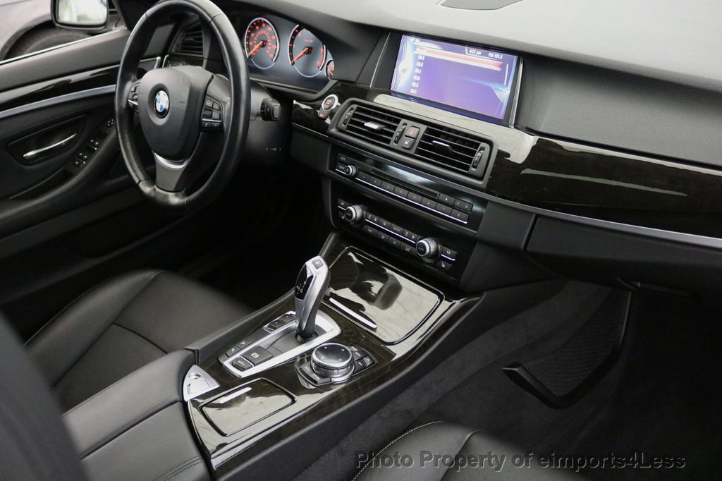 2014 BMW 5 Series CERTIFIED 535d xDRIVE LUXURY LINE Turbo Diesel AWD  - 16935806 - 33