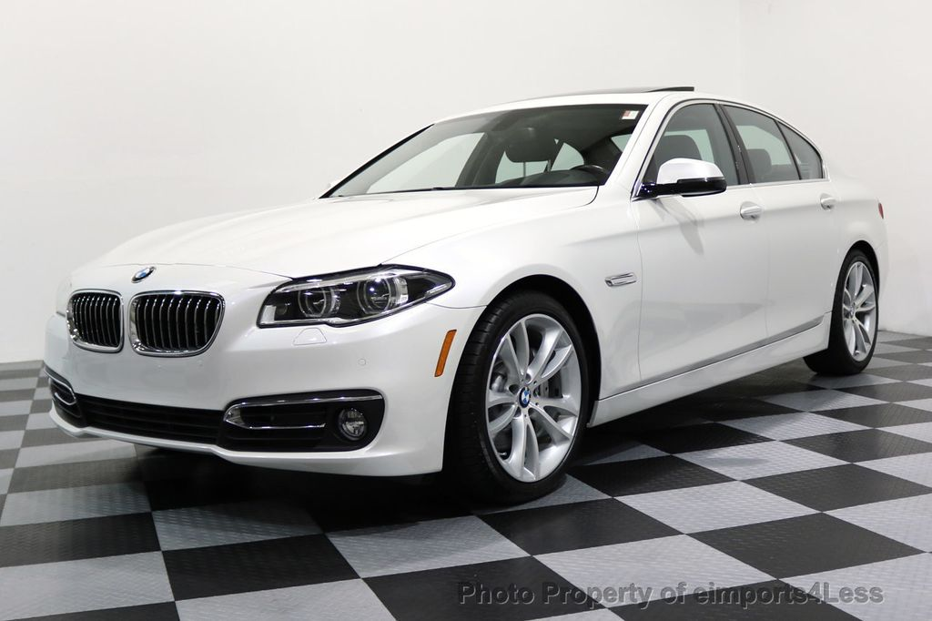 2014 BMW 5 Series CERTIFIED 535d xDRIVE LUXURY LINE Turbo Diesel AWD  - 16935806 - 44