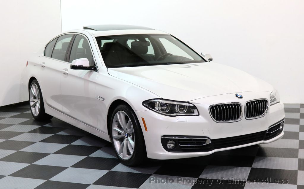 2014 BMW 5 Series CERTIFIED 535d xDRIVE LUXURY LINE Turbo Diesel AWD  - 16935806 - 45