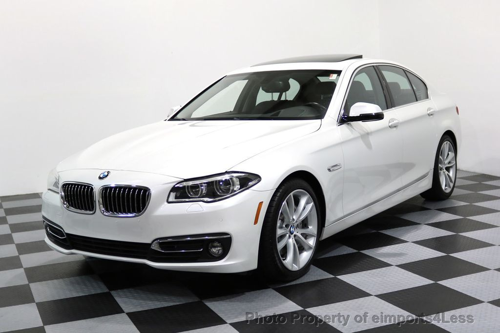 2014 BMW 5 Series CERTIFIED 535d xDRIVE LUXURY LINE Turbo Diesel AWD  - 16935806 - 48