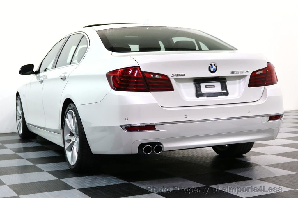2014 BMW 5 Series CERTIFIED 535d xDRIVE LUXURY LINE Turbo Diesel AWD  - 16935806 - 49
