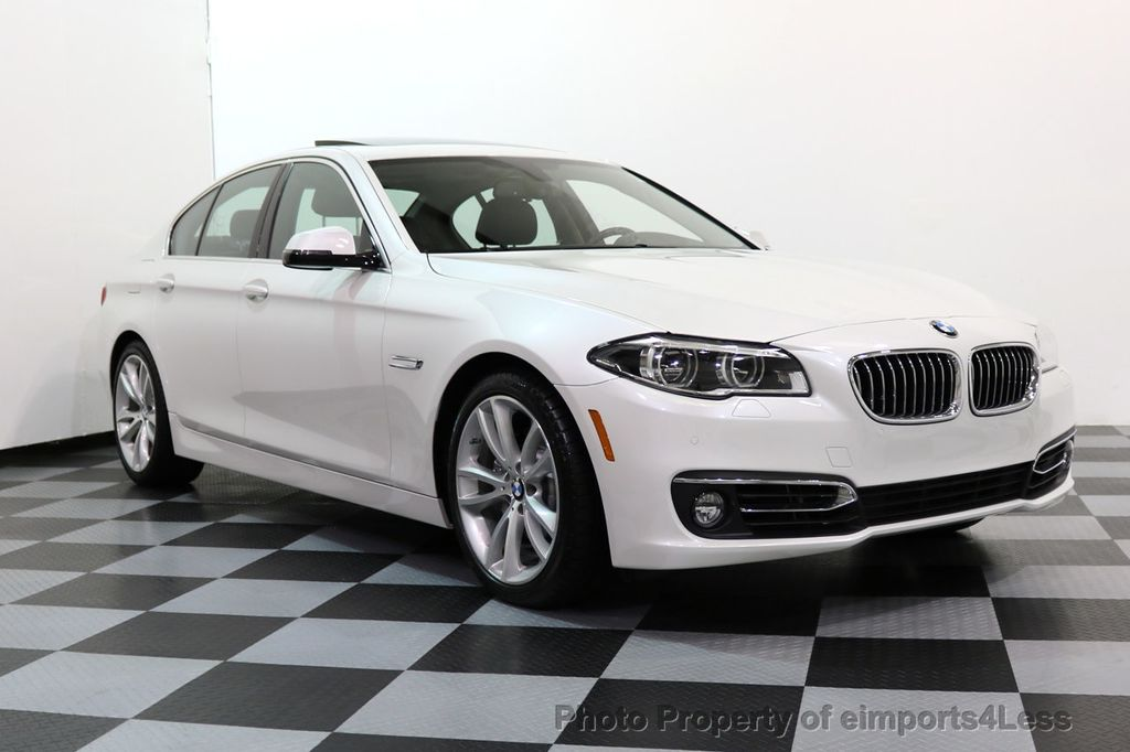 2014 BMW 5 Series CERTIFIED 535d xDRIVE LUXURY LINE Turbo Diesel AWD  - 16935806 - 51