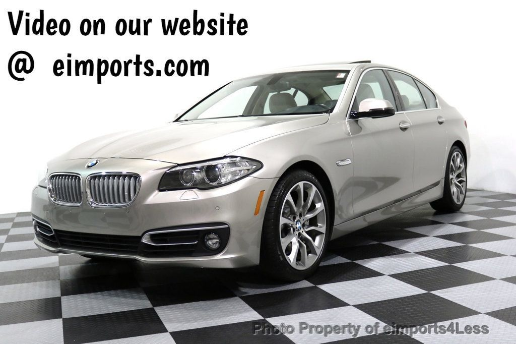 2014 BMW 5 Series CERTIFIED 535d xDRIVE Modern Line AWD Turbo Diesel  - 17111179 - 0