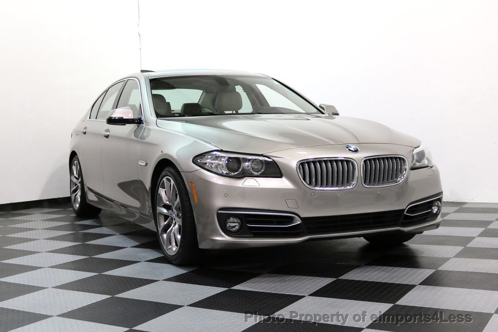 2014 BMW 5 Series CERTIFIED 535d xDRIVE Modern Line AWD Turbo Diesel  - 17111179 - 14