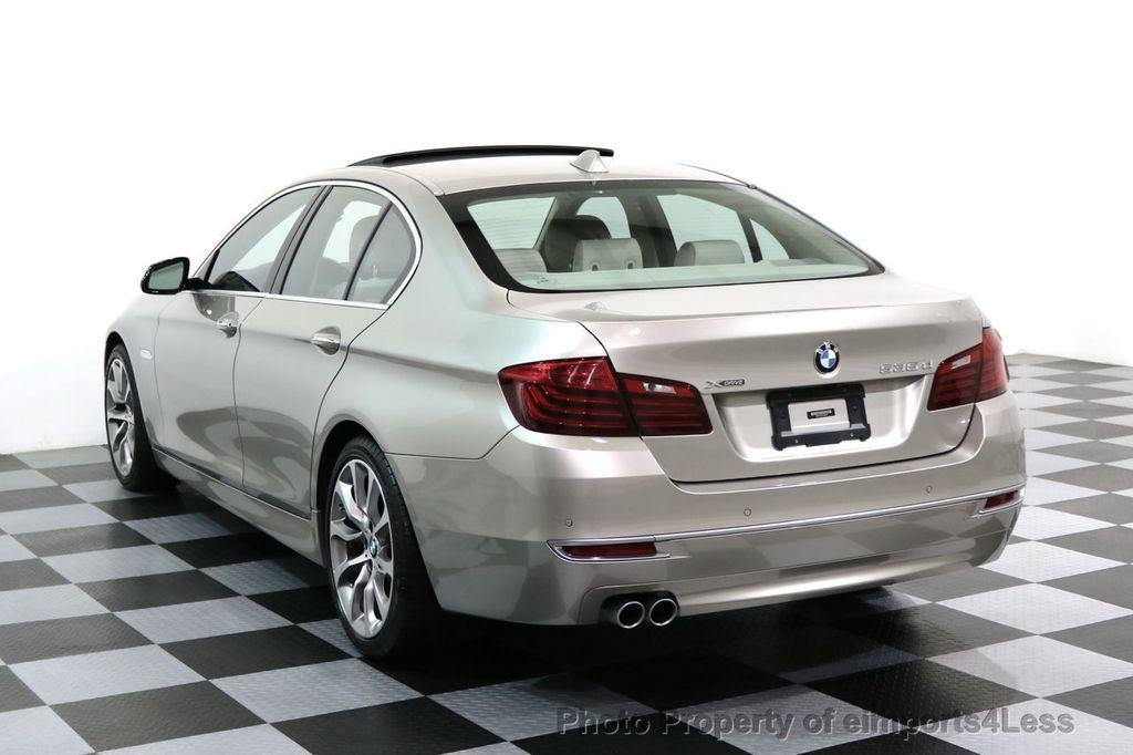 2014 BMW 5 Series CERTIFIED 535d xDRIVE Modern Line AWD Turbo Diesel  - 17111179 - 15