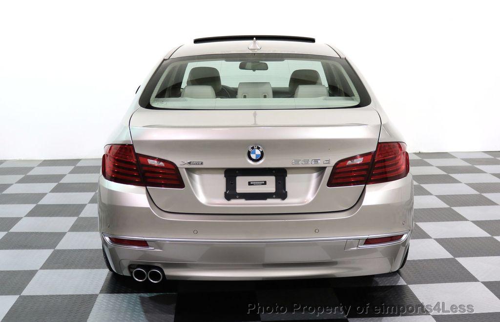 2014 BMW 5 Series CERTIFIED 535d xDRIVE Modern Line AWD Turbo Diesel  - 17111179 - 16
