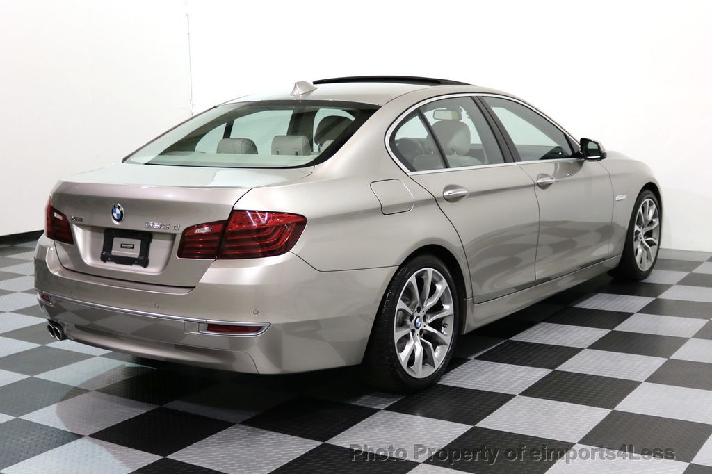 2014 BMW 5 Series CERTIFIED 535d xDRIVE Modern Line AWD Turbo Diesel  - 17111179 - 17