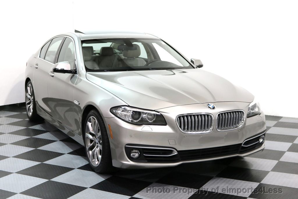 2014 BMW 5 Series CERTIFIED 535d xDRIVE Modern Line AWD Turbo Diesel  - 17111179 - 1