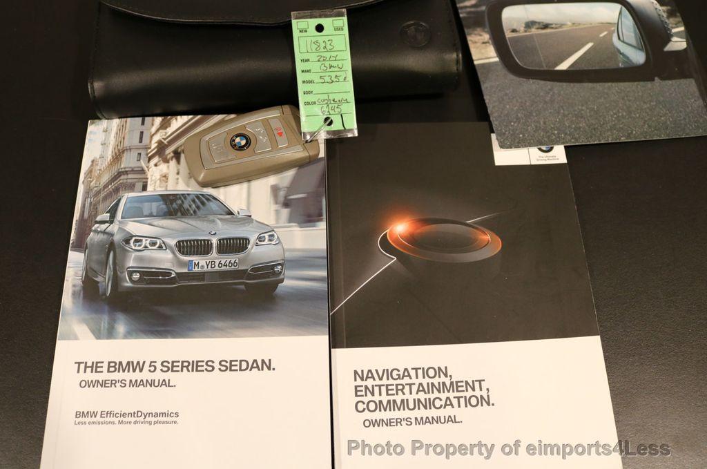 2014 BMW 5 Series CERTIFIED 535d xDRIVE Modern Line AWD Turbo Diesel  - 17111179 - 24