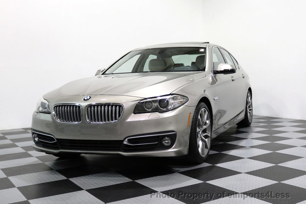 2014 BMW 5 Series CERTIFIED 535d xDRIVE Modern Line AWD Turbo Diesel  - 17111179 - 27