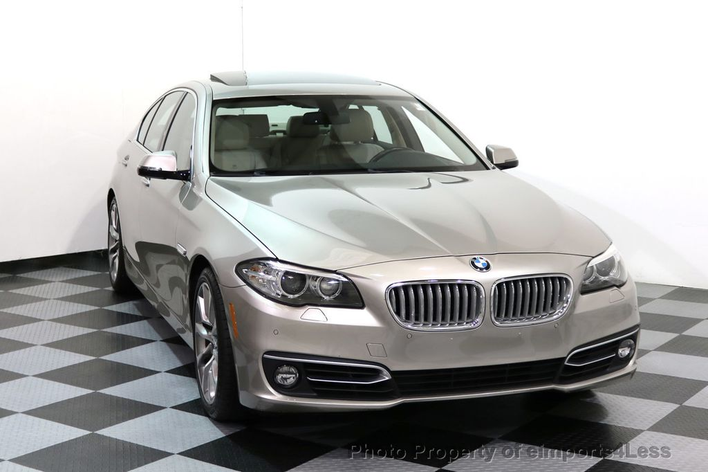 2014 BMW 5 Series CERTIFIED 535d xDRIVE Modern Line AWD Turbo Diesel  - 17111179 - 28