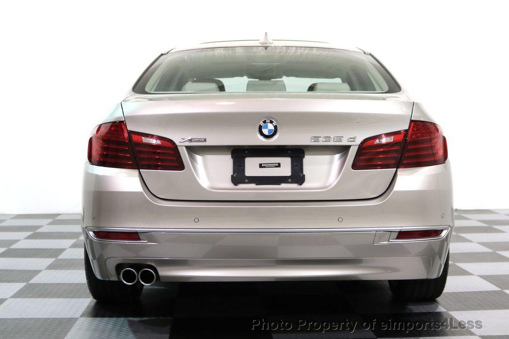 2014 BMW 5 Series CERTIFIED 535d xDRIVE Modern Line AWD Turbo Diesel  - 17111179 - 30