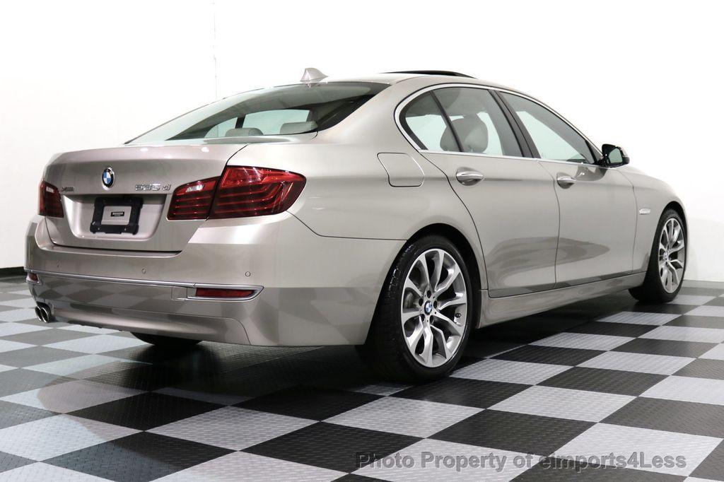 2014 BMW 5 Series CERTIFIED 535d xDRIVE Modern Line AWD Turbo Diesel  - 17111179 - 31