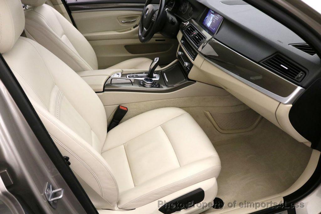 2014 BMW 5 Series CERTIFIED 535d xDRIVE Modern Line AWD Turbo Diesel  - 17111179 - 33