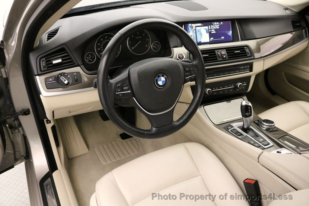 2014 BMW 5 Series CERTIFIED 535d xDRIVE Modern Line AWD Turbo Diesel  - 17111179 - 34