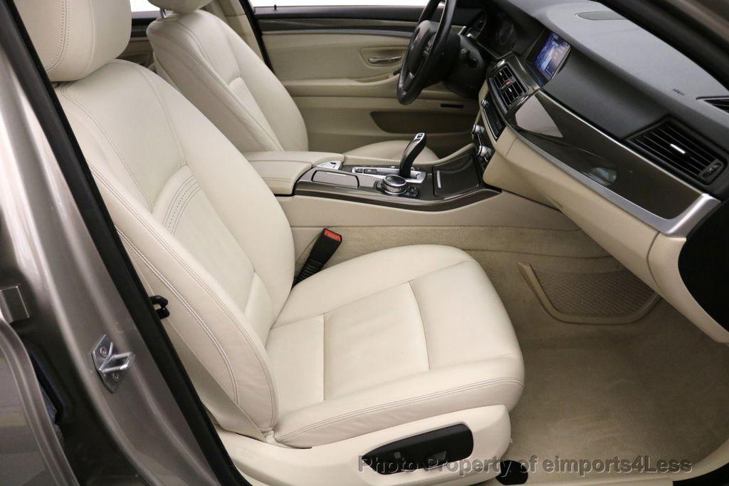 2014 BMW 5 Series CERTIFIED 535d xDRIVE Modern Line AWD Turbo Diesel  - 17111179 - 37