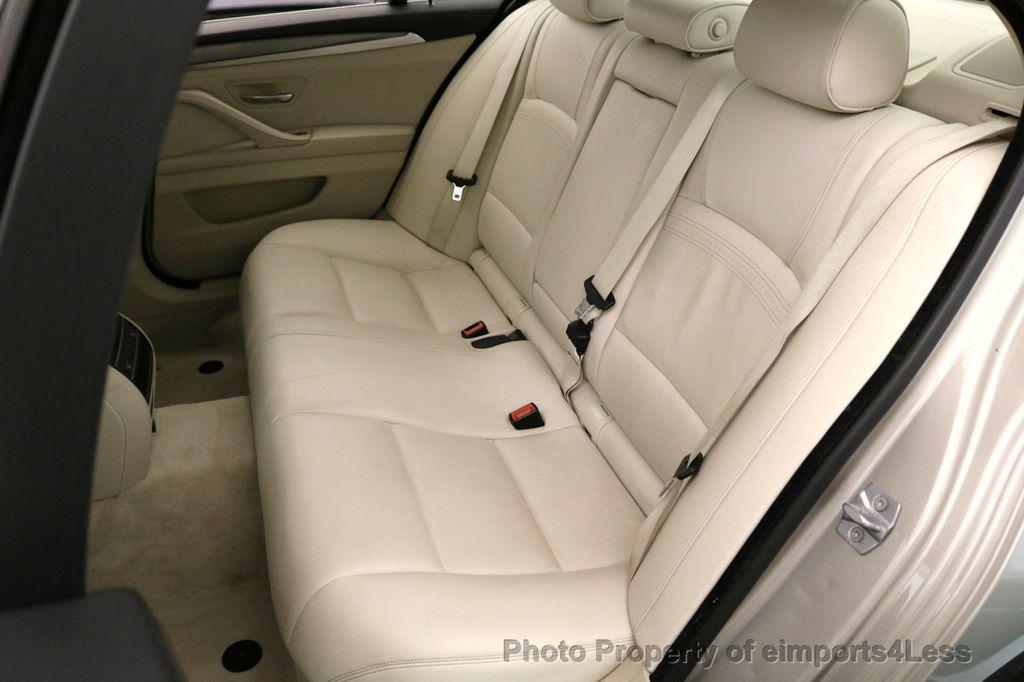 2014 BMW 5 Series CERTIFIED 535d xDRIVE Modern Line AWD Turbo Diesel  - 17111179 - 38