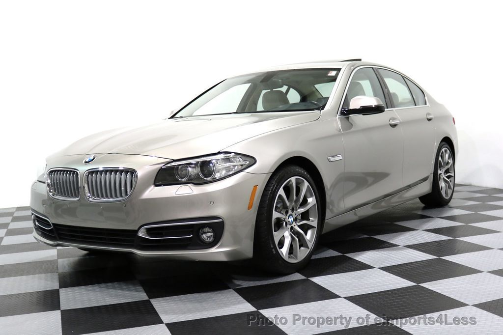 2014 BMW 5 Series CERTIFIED 535d xDRIVE Modern Line AWD Turbo Diesel  - 17111179 - 44