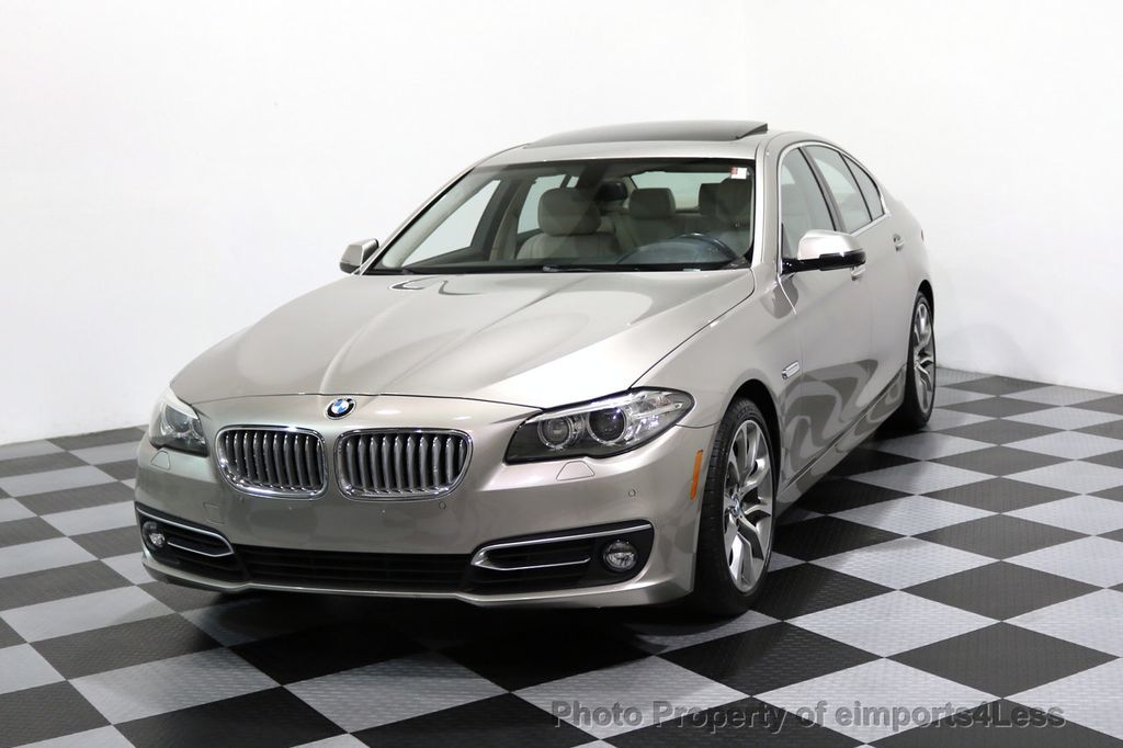 2014 BMW 5 Series CERTIFIED 535d xDRIVE Modern Line AWD Turbo Diesel  - 17111179 - 45