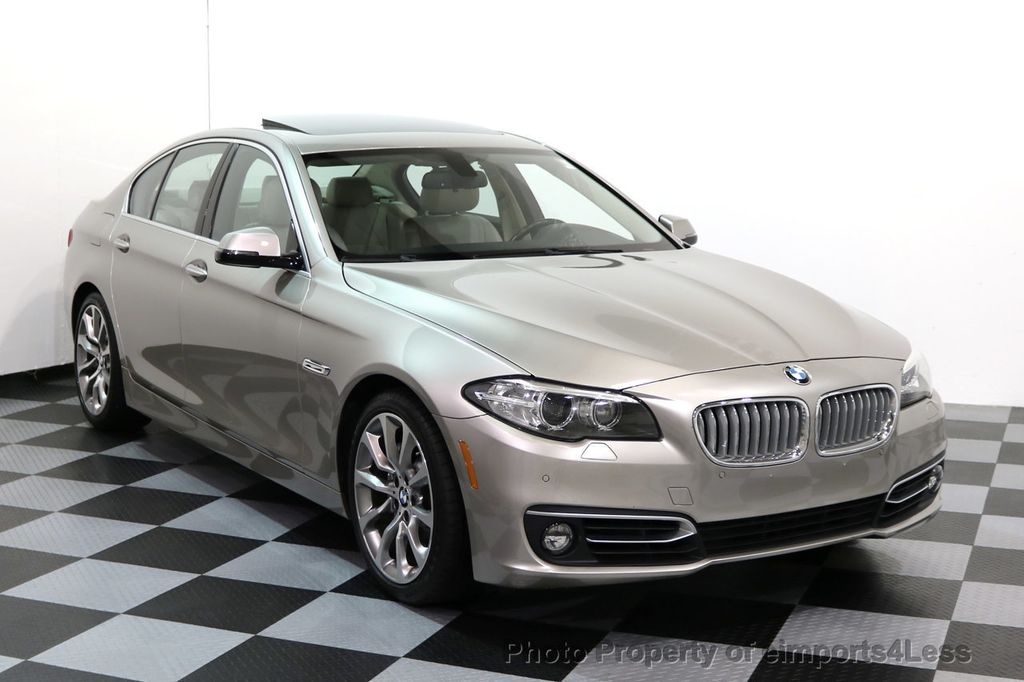2014 BMW 5 Series CERTIFIED 535d xDRIVE Modern Line AWD Turbo Diesel  - 17111179 - 46