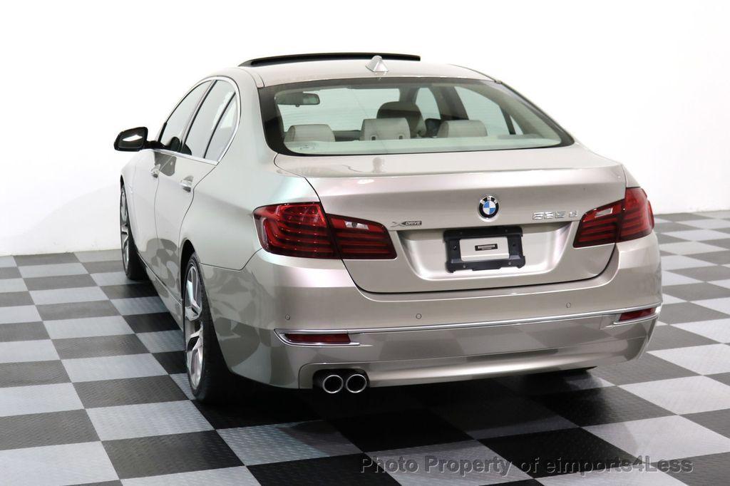 2014 BMW 5 Series CERTIFIED 535d xDRIVE Modern Line AWD Turbo Diesel  - 17111179 - 50