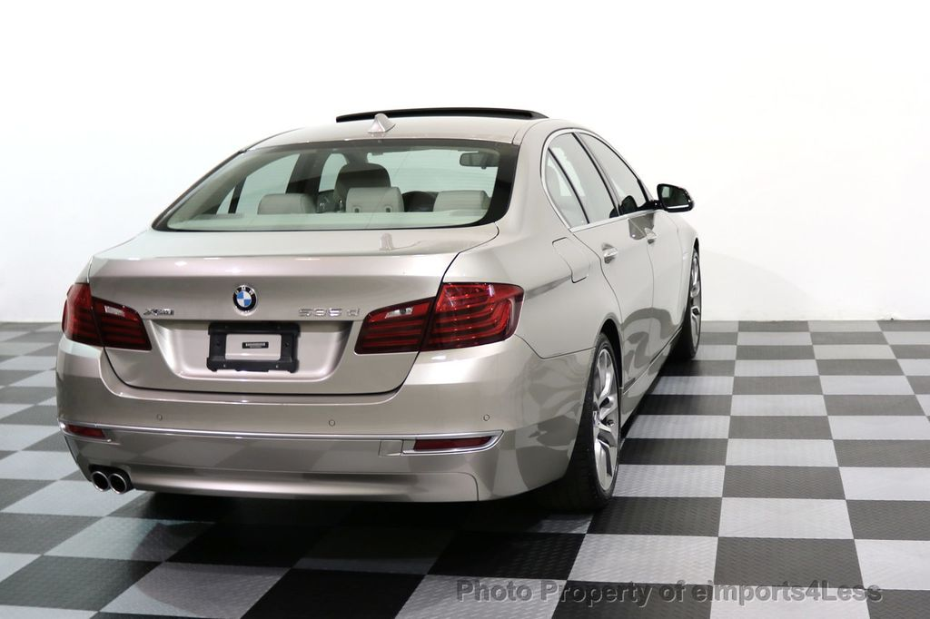 2014 used bmw 5 series certified 535d xdrive modern line for Bmw modern line